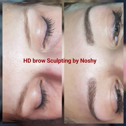 Beauty By Noshy Henna Brows