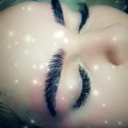 Beauty By Noshy Hybrid Lashes & Brow Lamination
